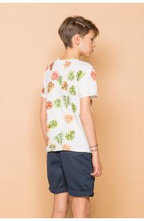 T-Shirt FRESH Boy S19156B (45142) - DEELUXE-SHOP