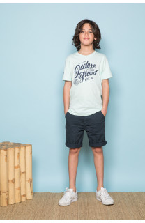 T-shirt T-shirt SESSION Boy S19177B (45144) - DEELUXE-SHOP