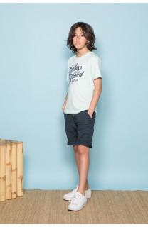 T-shirt T-shirt SESSION Boy S19177B (45145) - DEELUXE-SHOP