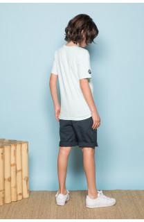 T-shirt T-shirt SESSION Boy S19177B (45147) - DEELUXE-SHOP