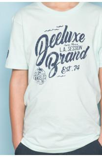 T-shirt T-shirt SESSION Boy S19177B (45148) - DEELUXE-SHOP