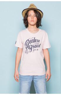 T-shirt T-shirt SESSION Boy S19177B (45149) - DEELUXE-SHOP
