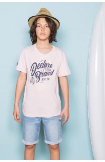 T-shirt T-shirt SESSION Boy S19177B (45151) - DEELUXE-SHOP