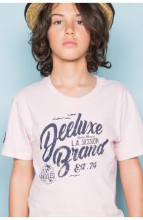 T-shirt T-shirt SESSION Boy S19177B (45153) - DEELUXE-SHOP