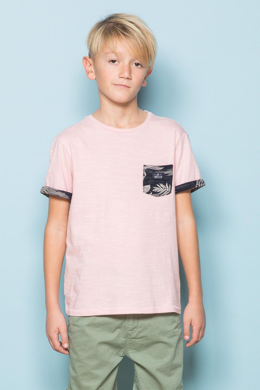 T-Shirt T-shirt SHAMAR Boy S19195B (45169) - DEELUXE-SHOP