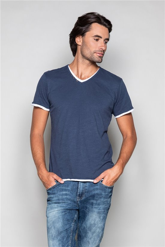 T-shirt T-SHIRT LEGEND Man P199 (45246) - DEELUXE-SHOP