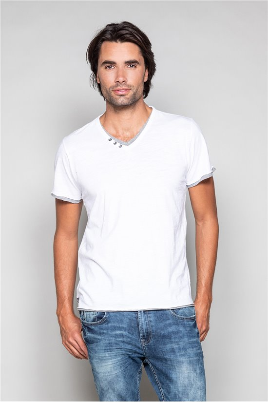 T-shirt T-SHIRT LEGEND Man P199 (45246) - DEELUXE-SHOP