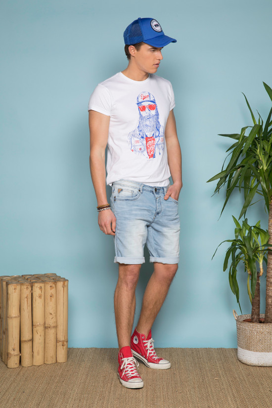 Short Short BART Man P854 (45386) - DEELUXE-SHOP