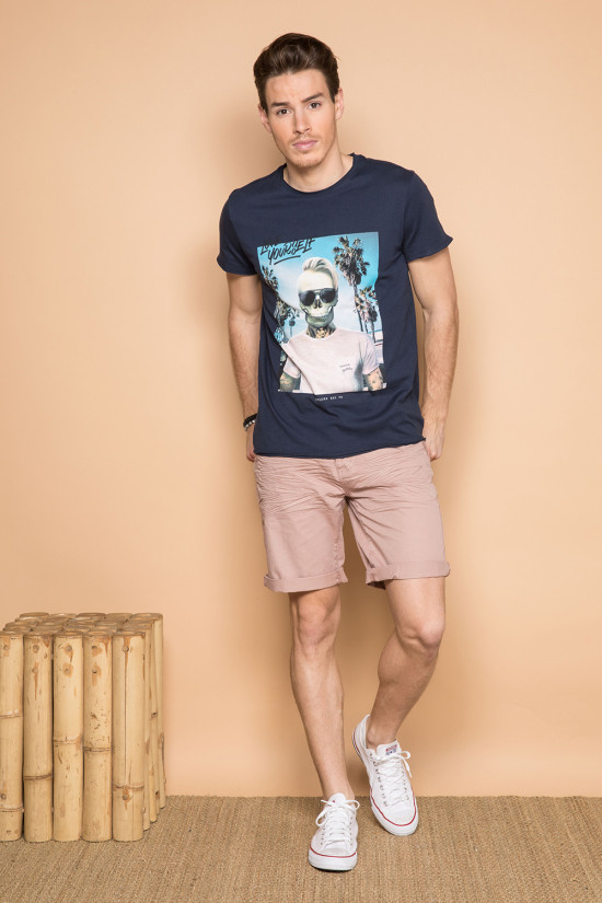 Short ZEST Man P707 (45463) - DEELUXE-SHOP