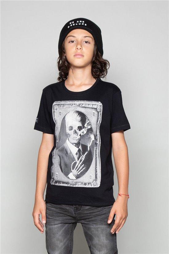 T-shirt T-shirt DENIL Boy P197B (45579) - DEELUXE-SHOP