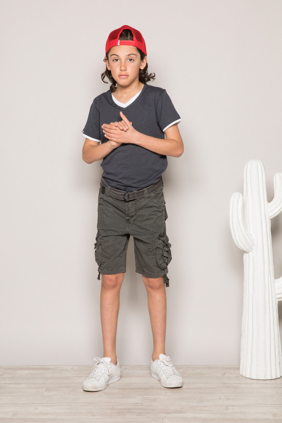 Short Short HEAVEN Boy P711B (45655) - DEELUXE-SHOP