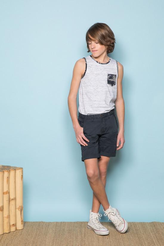 Short Short ZEST Boy P707B (45664) - DEELUXE-SHOP