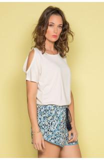 T-shirt T-shirt IRINA Woman S19133W (45714) - DEELUXE-SHOP