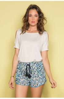 T-shirt T-shirt IRINA Woman S19133W (45715) - DEELUXE-SHOP