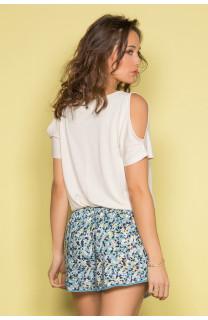 T-shirt T-shirt IRINA Woman S19133W (45718) - DEELUXE-SHOP