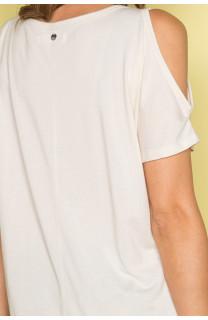 T-shirt T-shirt IRINA Woman S19133W (45719) - DEELUXE-SHOP