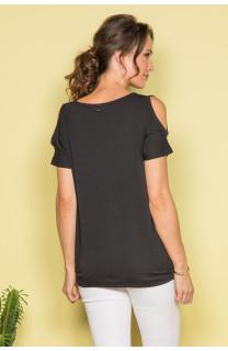 T-shirt T-shirt IRINA Woman S19133W (45748) - DEELUXE-SHOP