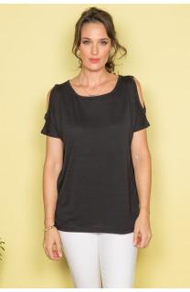 T-shirt T-shirt IRINA Woman S19133W (45749) - DEELUXE-SHOP