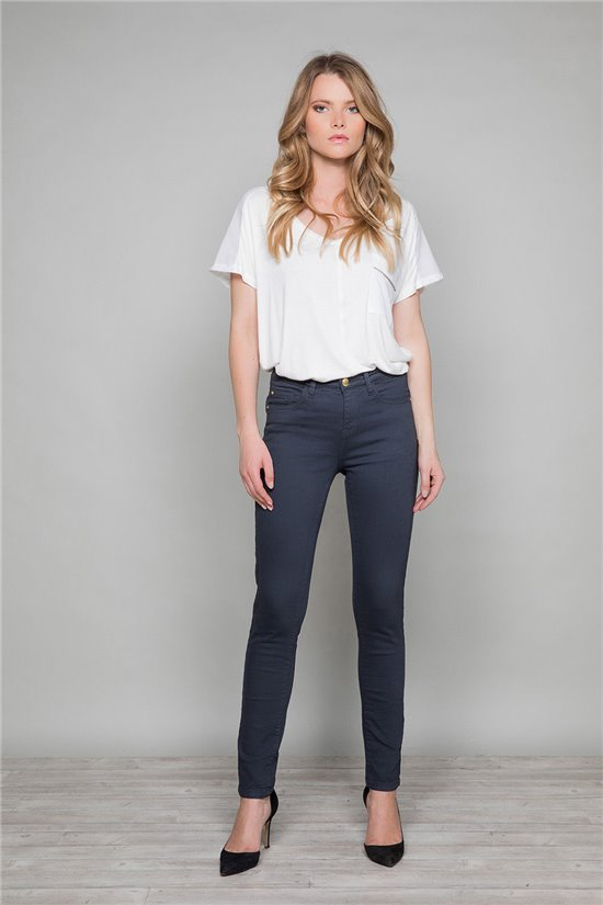 Pant TROUSERS PIME Woman P721W (45812) - DEELUXE-SHOP