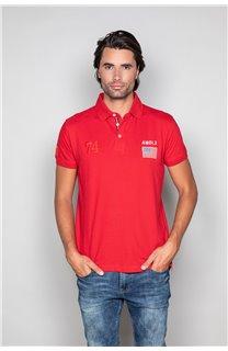Polo shirt Polo shirt DRISKY Man S19231 (45901) - DEELUXE-SHOP