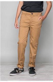 Pant CHINOS LAWSON Boy W187009B (45983) - DEELUXE-SHOP