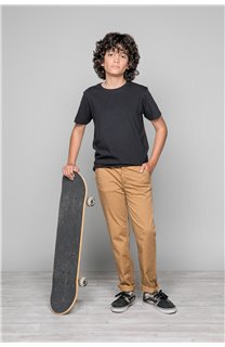 Pant CHINOS LAWSON Boy W187009B (45985) - DEELUXE-SHOP