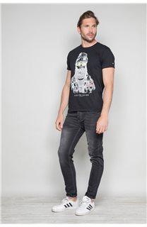 T-shirt TELLIER Man W19156 (46028) - DEELUXE-SHOP