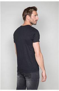 T-shirt TELLIER Man W19156 (46030) - DEELUXE-SHOP