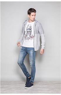 T-shirt TELLIER Man W19156 (46033) - DEELUXE-SHOP