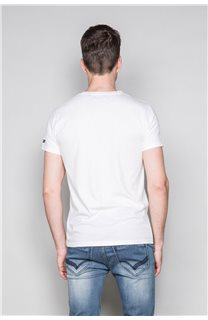 T-shirt TELLIER Man W19156 (46035) - DEELUXE-SHOP