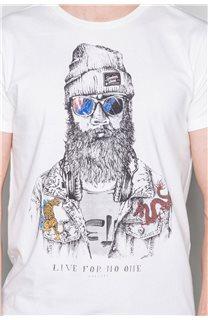 T-shirt TELLIER Man W19156 (46036) - DEELUXE-SHOP