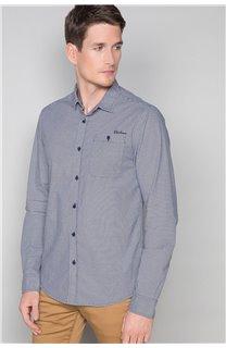 Shirt CRUSON Man W19419 (46087) - DEELUXE-SHOP