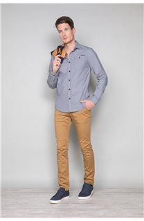 Shirt CRUSON Man W19419 (46088) - DEELUXE-SHOP