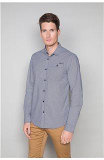 Shirt CRUSON Man W19419 (46089) - DEELUXE-SHOP