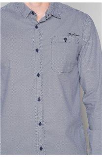 Shirt CRUSON Man W19419 (46091) - DEELUXE-SHOP