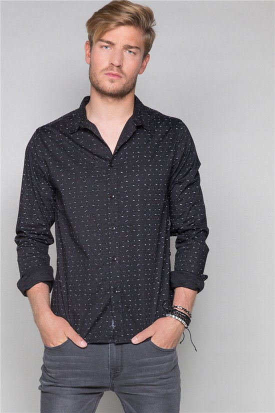 Shirt Shirt BIRGER Man W19407 (46097) - DEELUXE-SHOP