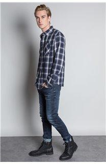 Shirt TOPOLA Man W19401 (46108) - DEELUXE-SHOP