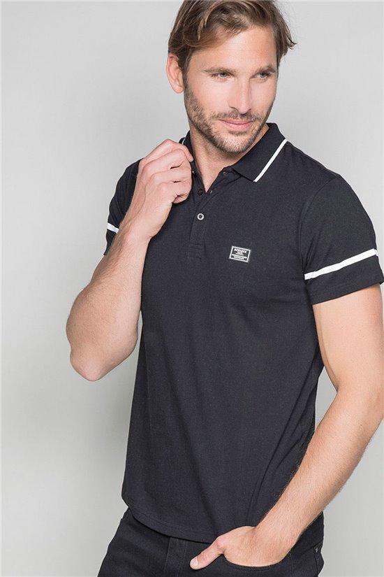 Polo shirt Polo shirt GIULIO Man W19208 (46127) - DEELUXE-SHOP