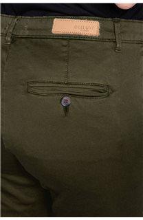 Pant TINO Woman W19731W (46155) - DEELUXE-SHOP