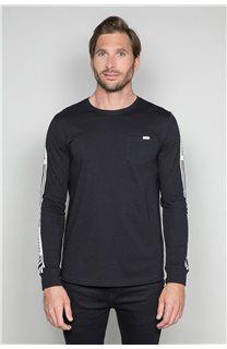 T-shirt GANGSTA Man W19107 (46198) - DEELUXE-SHOP