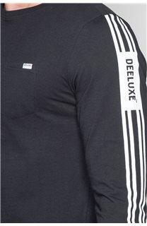 T-shirt GANGSTA Man W19107 (46200) - DEELUXE-SHOP