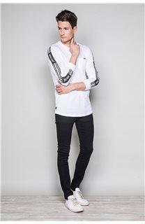 T-shirt GANGSTA Man W19107 (46202) - DEELUXE-SHOP