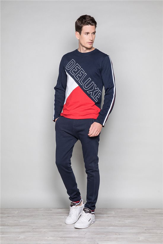 T-shirt BROS Man W19186 (46221) - DEELUXE-SHOP