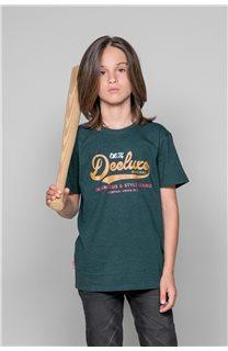 T-shirt BACK Boy W191109B (46246) - DEELUXE-SHOP
