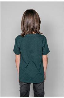 T-shirt BACK Boy W191109B (46249) - DEELUXE-SHOP