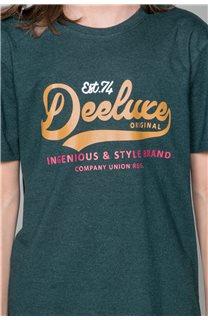 T-shirt BACK Boy W191109B (46250) - DEELUXE-SHOP