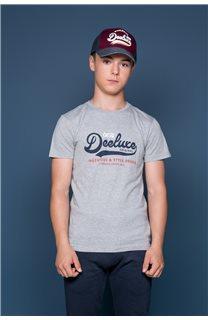 T-shirt BACK Boy W191109B (46251) - DEELUXE-SHOP