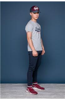 T-shirt BACK Boy W191109B (46252) - DEELUXE-SHOP