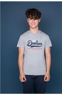 T-shirt BACK Boy W191109B (46253) - DEELUXE-SHOP