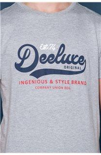 T-shirt BACK Boy W191109B (46255) - DEELUXE-SHOP